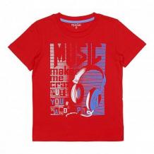 Купить футболка me&we, цвет: красный ( id 12569254 )