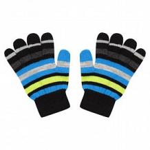 Купить перчатки yo!, цвет: черный ( id 12048100 )