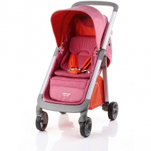 Купить прогулочная коляска gb motif c1020, pink ( id 5434479 )