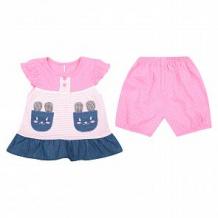 Купить комплект туника/шорты bony kids, цвет: мультиколор ( id 11375542 )