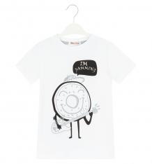Купить футболка shishco, цвет: белый ( id 8907325 )