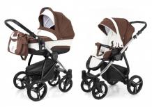 Купить коляска esspero newborn lux 2 в 1 шасси chrome 242502