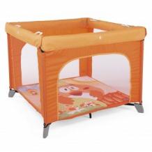 Купить манеж chicco open box fancy chicken, оранжевый chicco 997046160