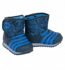 Купить сапоги капитошка, цвет: синий ( id 7497913 )