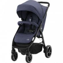 Купить прогулочная коляска britax roemer b-agile 4 m, navy inc, синий britax romer 997100244