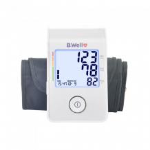 Купить b.well тонометр автоматический med-55 (m-l) светофор c адаптером usb med-55 ad