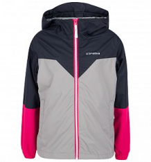 Куртка IcePeak Color bloking, цвет: хаки ( ID 4988059 )