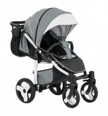 Прогулочная коляска Camarelo Elf, цвет: светло-серый/черный ( ID 9608685 )