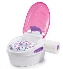 Купить горшок-подножка summer infant 3 в 1 step by step, цвет: розовый summer infant 996897947