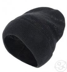 Купить шапка журавлик валерия, цвет: черный ( id 10400813 )