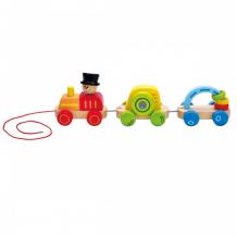 Купить каталка-игрушка hape паровозик е0431