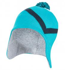 Купить шапка stella, цвет: голубой ( id 8752447 )