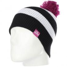 Купить шапка детская dakine wendy black/white мультиколор 1190743
