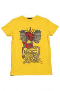 Купить футболка fmj ( размер: 128 8лет ), 10063946