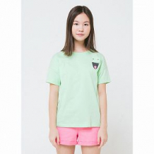Купить футболка cubby emotion, цвет: бирюзовый ( id 12758158 )