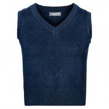 Купить жилет zattani, цвет: синий ( id 9211339 )