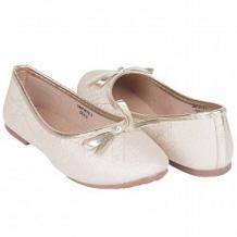 Купить туфли santa&barbara, цвет: золотой ( id 11228822 )