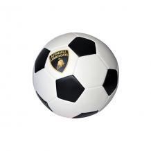 Купить футбольный мяч lamborghini, 22 см, белый 10991369