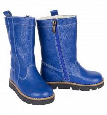 Купить сапоги tapiboo нью-йорк, цвет: синий ( id 7187233 )