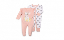 Купить happy baby набор из двух комбинезонов 90018 90018