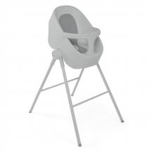 Купить стульчик для мытья chicco bubble nest cool grey, серый chicco 997073456