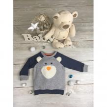 Купить soni kids джемпер для мальчика веселые медведи з9106002