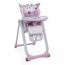 Купить стульчик chicco polly 2 start miss pink, розовый chicco 997046108