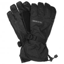 Купить перчатки сноубордические dakine leather titan glove black черный 1192629