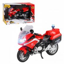 Купить autodrive мотоцикл пожарной охраны jb0403118
