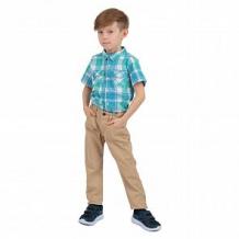Купить брюки leader kids, цвет: бежевый ( id 11445346 )