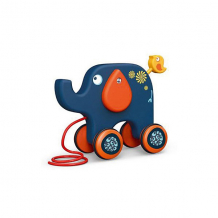 Купить игрушка-каталка наша игрушка слон, 22х18 см ( id 15654059 )
