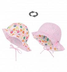 Купить панама sterntaler, цвет: розовый ( id 10429010 )