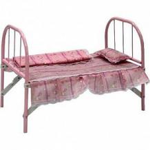 Набор мебели для кукол Shantou Gepai Кроватка 49 см ( ID 4402483 )