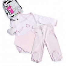 Комплект на выписку Minene Подарочный набор Маленький ларец Petit Case Gift (4 предмета)