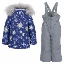 Купить комплект куртка/полукомбинезон batik есения, цвет: сиреневый ( id 9831930 )