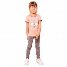 Купить комплект футболка/брюки batik, цвет: розовый/серый ( id 12558436 )