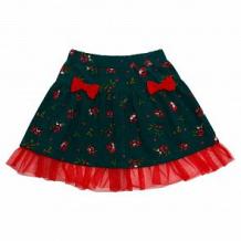 Купить юбка chinzari, цвет: зеленый/красный ( id 11698996 )