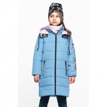 Купить пальто boom, цвет: голубой 90358_bog вар.2