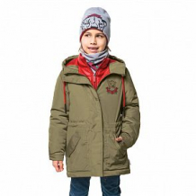 Купить куртка boom by orby, цвет: хаки ( id 11608216 )