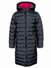 Купить пальто me&we, цвет: черный ( id 11696638 )