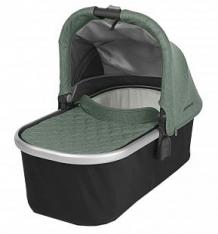 Купить люлька uppababy для коляски cruz и vista, цвет: зеленый меланж ( id 8235007 )