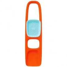 Купить лопата с ситом для песка и снега quut scoppi, оранжевый 8306205