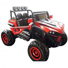 Купить детский электромобиль hebei g-force super star, красный ( id 9570485 )