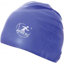 Силиконовая шапочка для плавания Dobest, темно-синяя ( ID 7687402 )