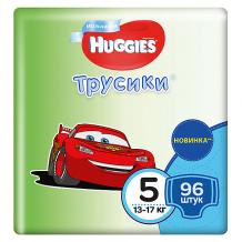 Трусики-подгузники Huggies для мальчиков 13-17 кг, Disney Box 48х2, 96 штук ( ID 4861818 )