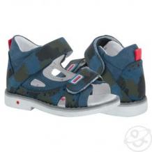 Купить сандалии bebetom, цвет: синий ( id 11658574 )
