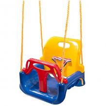 Купить качели 3 в 1 kett-up, сине-жёлто-красные ( id 10248421 )