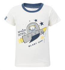 Купить футболка mm dadak 'космический полет', цвет: белый ( id 5145373 )