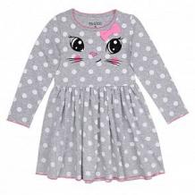 Купить платье me&we, цвет: серый ( id 12570340 )