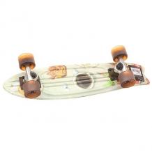 Купить скейт мини круизер globe graphic bantam st breakkie 6 x 23 (58.4 см) мультиколор